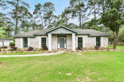Cypress Single Family Home For Sale: 14615 Waynewood Drive