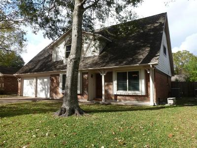 Single Family Home For Sale: 16443 Brookford Drive