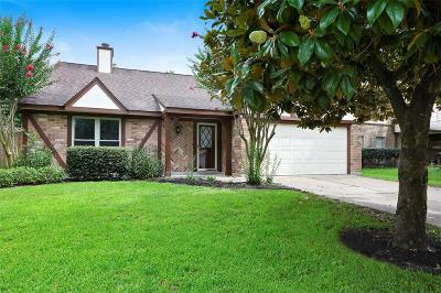 Houston Single Family Home For Sale: 10310 Tablerock Drive