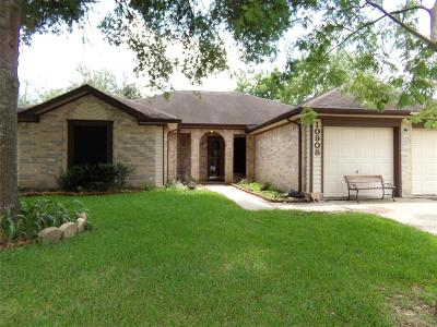 Harris County Single Family Home For Sale: 10908 Mulberry Court