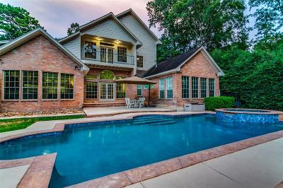 The Woodlands Single Family Home For Sale: 10 Southgate Drive