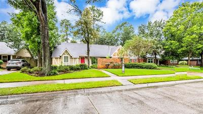 Houston Single Family Home For Sale: 12915 Hansel Lane