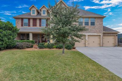 Katy Single Family Home For Sale: 3318 Candle Stick Lane
