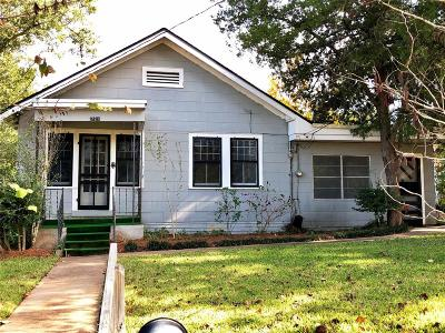 Bellville Single Family Home For Sale: 721 S Holland Street