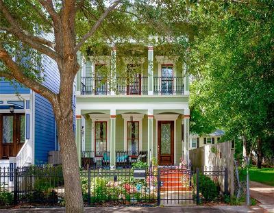 Houston Single Family Home For Sale: 626 E 12th Street