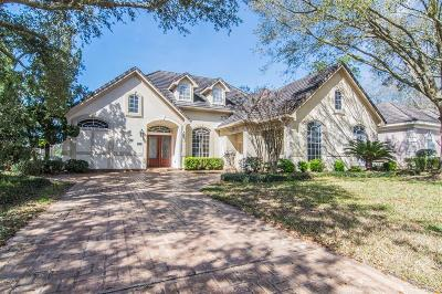 Houston Single Family Home For Sale: 16043 Fawn Vista