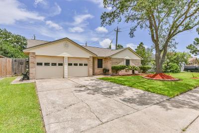 La Porte Single Family Home For Sale: 3727 Roseberry Drive