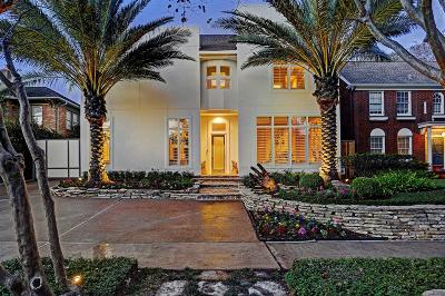 Houston Single Family Home For Sale: 1750 Marshall Street