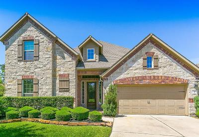 Tomball Single Family Home For Sale: 38 Danby Place