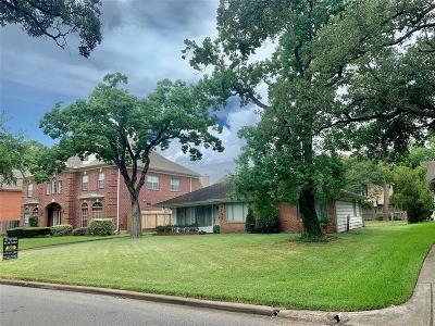 Bellaire Single Family Home For Sale: 4706 Braeburn Drive