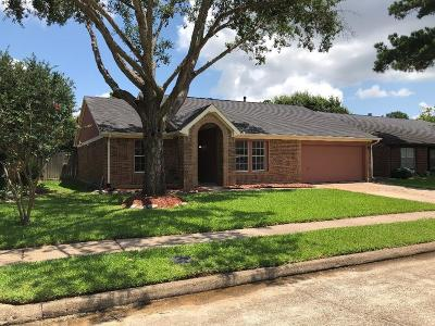 Katy Single Family Home For Sale: 19222 Winding Branch Drive