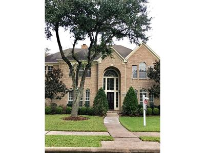 Sugar Land Single Family Home For Sale: 2003 Verdant Valley