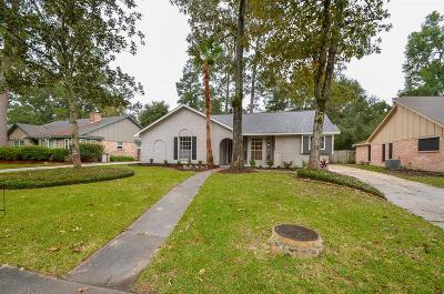 Houston Single Family Home For Sale: 1838 Shadow Rock Drive