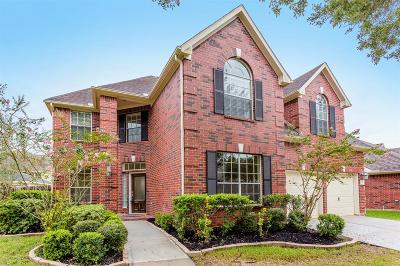 Sugar Land Single Family Home For Sale: 5918 Union Springs