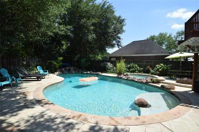 Katy TX Single Family Home For Sale: $409,900