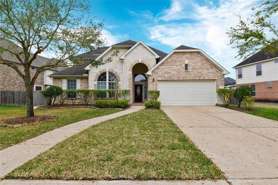 Sugar Land Single Family Home For Sale: 5302 Riverstone Crossing Drive