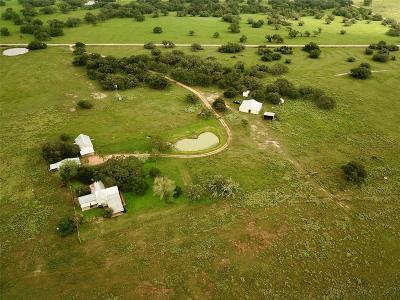 Lavaca County Farm & Ranch For Sale: 371 County Road 419