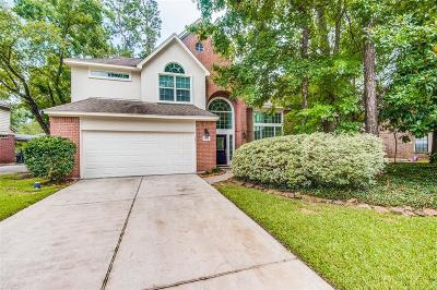 The Woodlands Single Family Home For Sale: 198 S Cochrans Green Circle