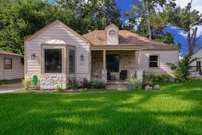 Houston Single Family Home For Sale: 3849 Rosedale Street
