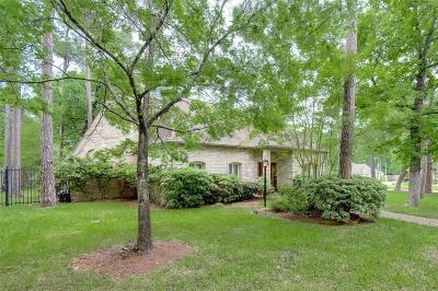 Spring Single Family Home For Sale: 6202 Knollview Drive