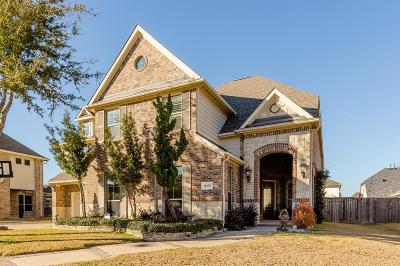 Single Family Home For Sale: 16006 Graftondale Court