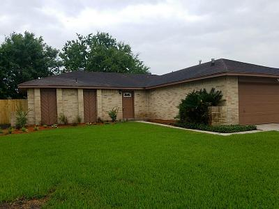 Humble Single Family Home For Sale: 10814 Drakeland Drive