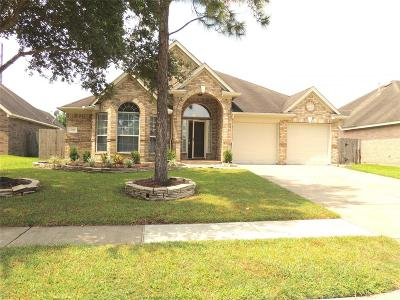 Pearland Single Family Home For Sale: 3202 Chappelwood Drive
