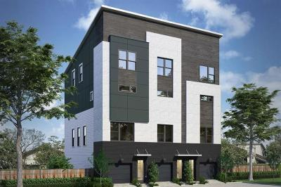 Condo/Townhouse For Sale: 2427 Commerce Street