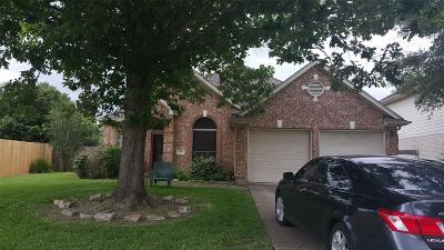 Fresno TX Single Family Home For Sale: $185,000