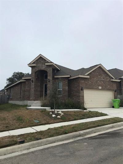 San Antonio Single Family Home For Sale: 1326 Crane Court