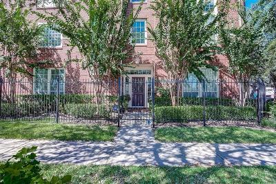 Condo/Townhouse For Sale: 422 McGowen Street