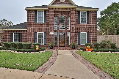 Pearland Single Family Home For Sale: 3909 Dixie Farm Road