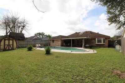 Pasadena Single Family Home For Sale: 2607 Burke Road