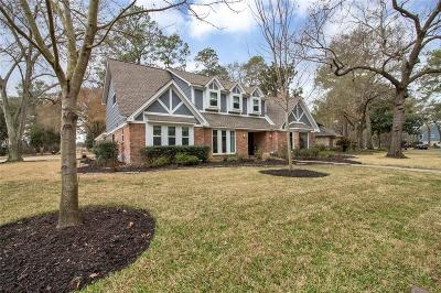 Cypress Single Family Home For Sale: 12603 Cloverwood Drive