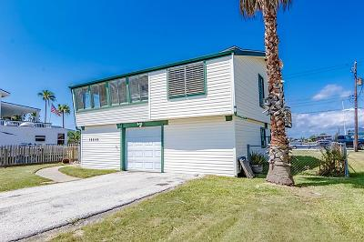 Jamaica Beach Single Family Home For Sale: 16646 Jolly Roger Road