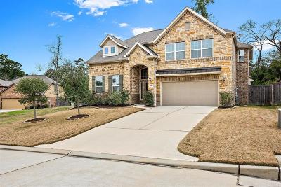 Conroe Single Family Home For Sale: 3544 Woods Estates Drive
