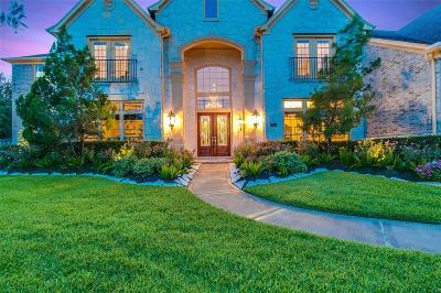 Pearland Single Family Home For Sale: 11903 Crescent Cove Drive