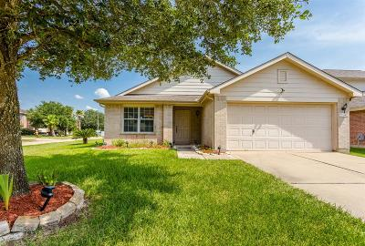 Katy Single Family Home For Sale: 21342 Bending Green Way