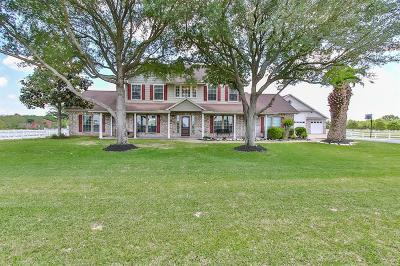 Katy Single Family Home For Sale: 1026 Fm 2855 Road