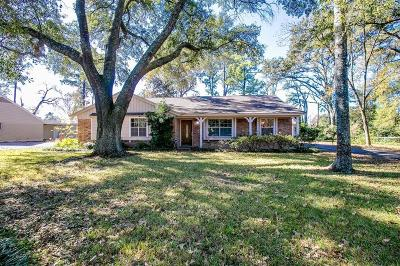 Houston Single Family Home For Sale: 12611 Mile Drive