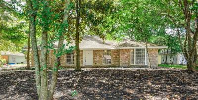 Conroe Single Family Home For Sale: 2655 S Woodloch Street