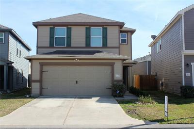 Houston Single Family Home For Sale: 1175 Grassy View Drive