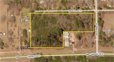 Residential Lots & Land For Sale: 14217 Highway 105 E