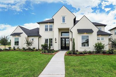 Spring Single Family Home For Sale: 3510 Blossom Lake Court
