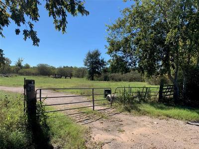 Waller Farm & Ranch For Sale: 35203 Repka Road