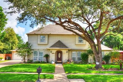 Jersey Village Single Family Home For Sale: 16334 Lakeview Drive