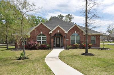 Huffman Single Family Home For Sale: 28502 Napa Crossing Lane