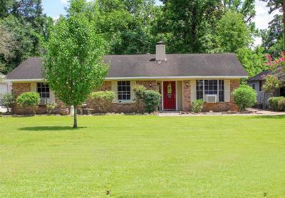 New Caney Single Family Home For Sale: 20904 Azalea Lane