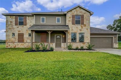 Waller County Single Family Home For Sale: 29780 Deerskin Drive