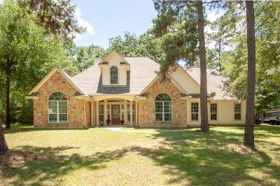 Single Family Home For Sale: 22110 Giant Hickory